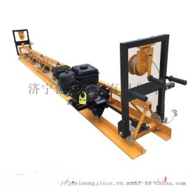 7.5kw电动框架式整平机 混凝土震动梁 修路框架