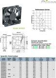滅蚊燈風扇超靜音低能耗高效率 DF8025風扇