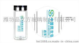 北京双层玻璃杯|北京口杯**|北京玻璃杯销售|