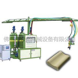 绿州供应PU发泡海绵密封条发泡机 聚氨酯高压发泡机设备