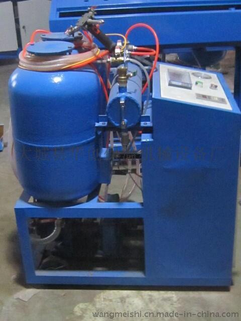 供应聚氨酯发泡机 山东制冷设备聚氨酯浇筑机 铝合金型材灌注