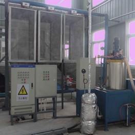 沃坤供应半自动间歇式预发泡机ZC-QY-450