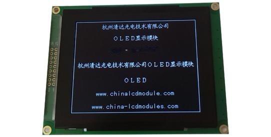白字OLED 醫療設備使用 320240OLED