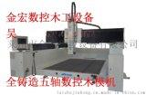 供全鑄造CNC數控木模機、三軸木模機 、五軸木模機、遊艇模具數控設備