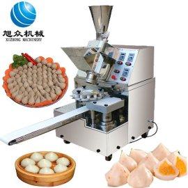 广东叉烧包机 全自动包子机 小笼包机厂家直销 灌汤包子机器