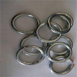 【南京】热销全国 金属环 镀锌圆环 不锈钢圆环 D型环 方形环