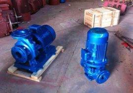 热水管道泵IRG80-125 ISW80-200ISG立式单级单吸离心泵,ISW卧式管道