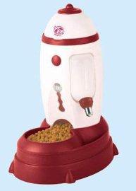 自動寵物餵食器
