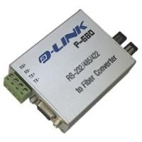 工业级RS232/485/422转光纤转换器(单模多模)(P-680/C)