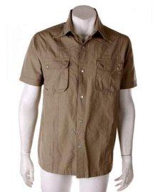 短袖男衬衫(4JB-D05A1-E05)