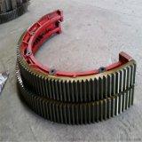 1.5-2.2米规格铸钢活性炭转炉大齿  齿圈定制