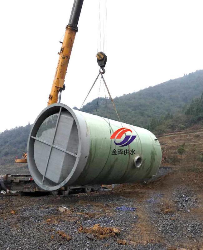 智慧化一體化污水泵站的優勢解析