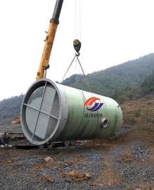 智能化一体化污水泵站的优势解析