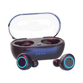 新款蓝牙耳机 无线蓝牙对耳 私模礼品TWS耳机