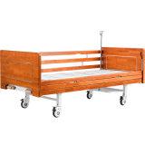 H2h5y 手动病床 两功能实木护理床