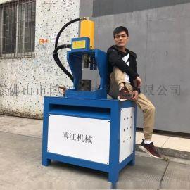 不锈钢液压冲孔机 方管开料切断液压冲孔机