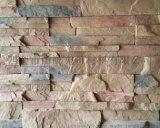 外墙文化石 轻钢别墅外墙材料 仿古砖