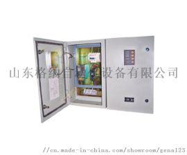 电气控制柜有传统的继电器和PLC控制