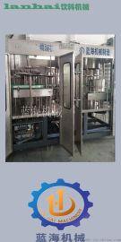 桶装水灌装机 全自动三合一3-5升纯净水灌装生产线