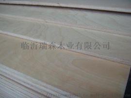 **胶合板E1E0级桉木家具板可贴面皮自然美观