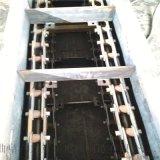 单板链刮板机 T型刮板输送机 六九重工 炉灰刮板输