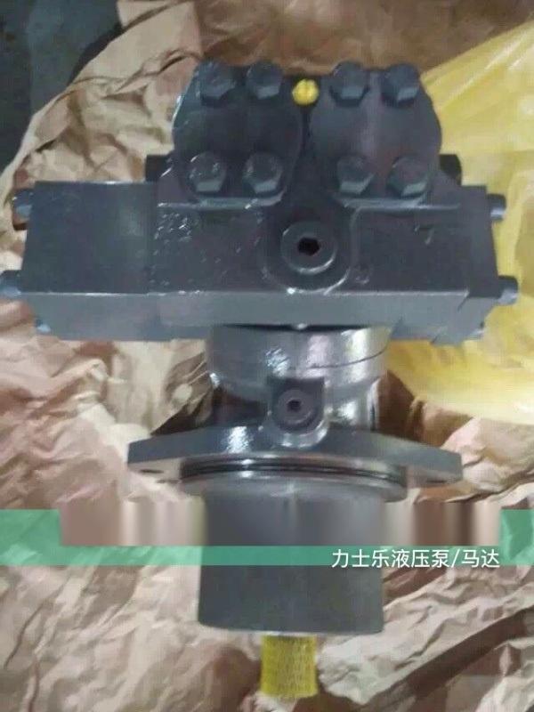 进口力士乐小松装载机行走马达A6VM140EP2/63W-VXB010TA-S