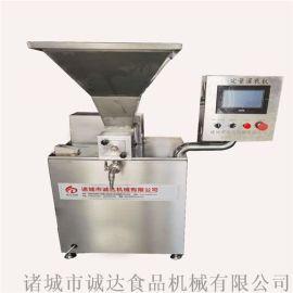 墨鱼滑生产设备,墨鱼滑定量灌装机