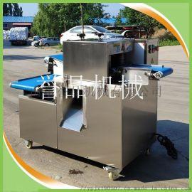 肉丁机厂家-烧烤用五花肉切丁设备-切条机多少钱