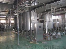 杨梅饮料生产线|四合一全自动灌装机|浓缩杨梅汁生产线