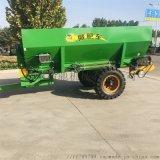 農用糞肥拋撒車 全自動撒肥機 均勻糞肥撒糞車