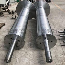 起重机卷筒组 650*2000卷筒组 钢板卷筒组