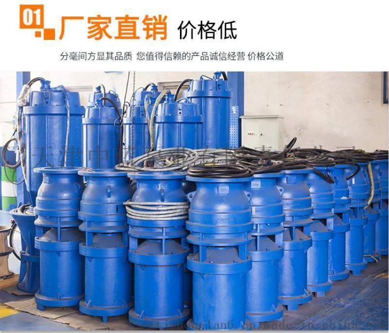 700QZ-160   B悬吊式轴流泵直销厂家