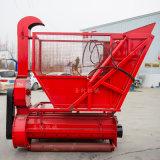 蚌埠全自动青储牧草秸秆回收机图片二次粉碎秸秆回收机