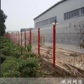 江西小区园林三角折弯护栏规格型号