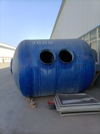 园林改造玻璃钢化工储罐生产厂家大型蓄水池
