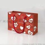 批发定做礼品手提袋 **胶印绳索纸袋 精美礼品纸袋 设计LOGO袋