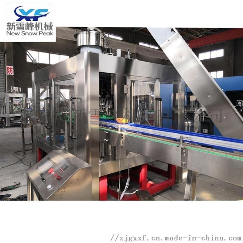 碳酸饮料灌装机 全自动液体灌装机 灌装生产线
