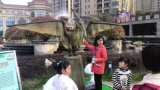 南京恐龙出租服务价格租赁恐龙