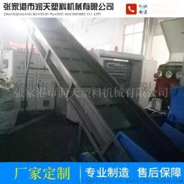 苏州厂家供应防滑爬坡输送带 食品输送流水线
