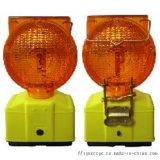 2燈太陽能路障道路交通LED警示燈護欄施工