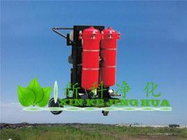 加油小车LYC-B50手推车式滤油机新乡