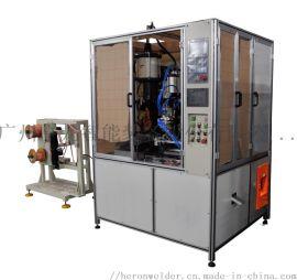 亨龙EX9A铜编织线焊接设备
