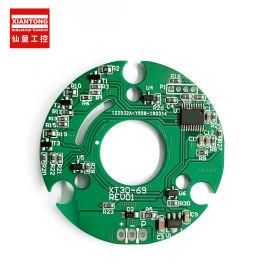 广东pcba板厂家扫地机器人驱动板电路板方案开发