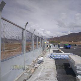 厂家直销 加筋亚克力透明/高速/防风抑尘声屏障
