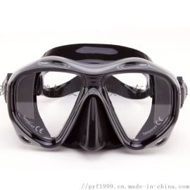 新款潜水镜防水面罩成人浮潜装备