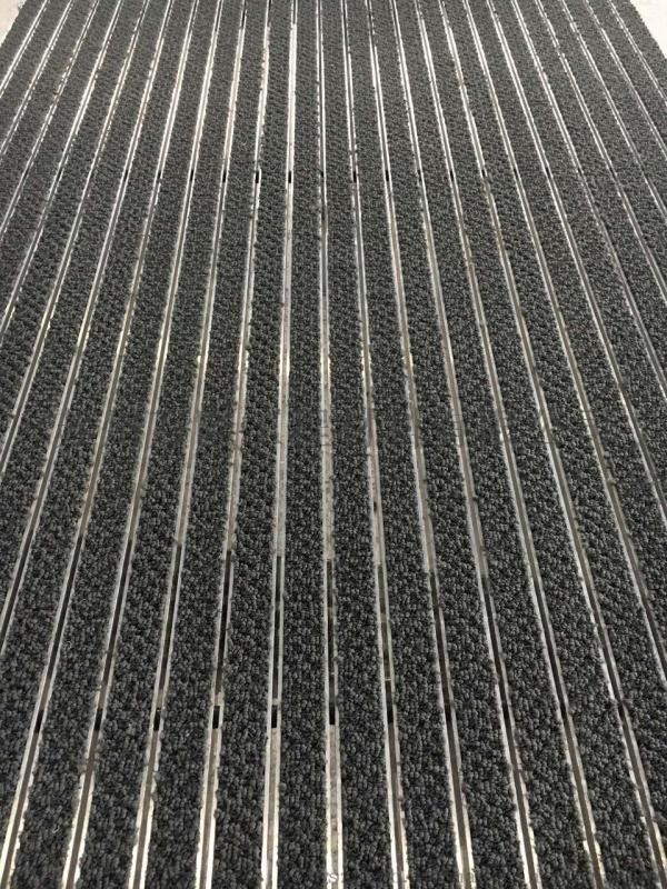 铝合金除尘地垫 防尘系统