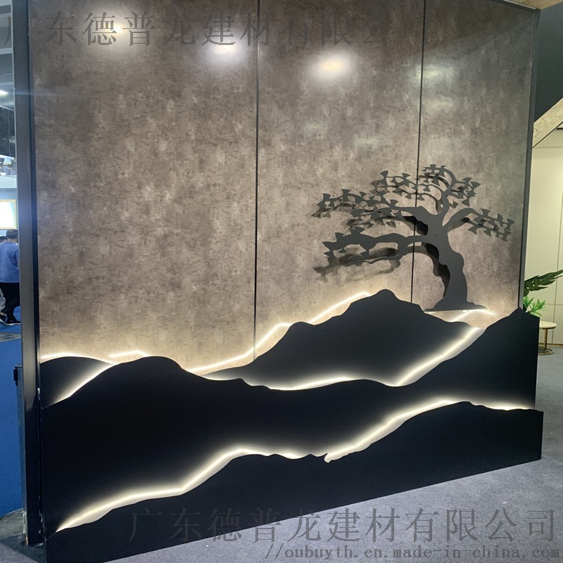 紹興樓盤雕刻鋁單板 低調洋氣鋁單板雕花