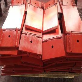 洞門折頁翻板 杭州地鐵盾構折頁壓板 始發合頁板