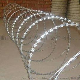 广东,刺绳护栏网,安装道路护栏,铁路护栏