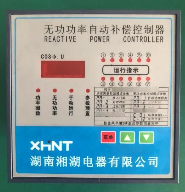 湘湖牌CP-D96F频率表实物图片